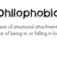 "The ""Love"" Phobia"